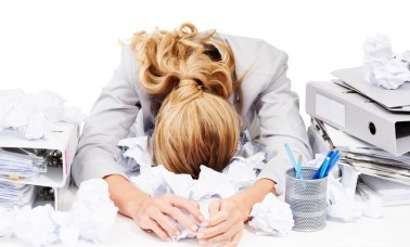 Capa 4 - Síndrome De Burnout: Um Pedido De Socorro