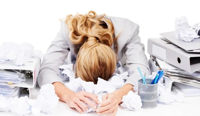 Síndrome De Burnout: Um Pedido De Socorro