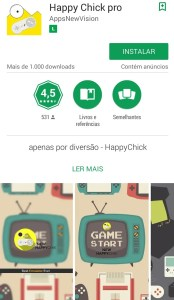 happy chick tela 174x300 - Os Emuladores Mais Interessantes Para Android