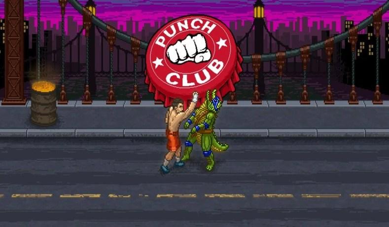 Punch Club – Uma Vida De Lutador