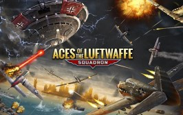 Aces Of The Luftwaffe Squadron - Aces Of The Luftwaffe Squadron - Guerra Aérea Em Companhia