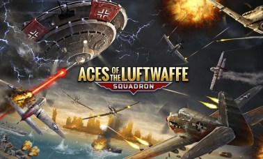 Aces Of The Luftwaffe Squadron - Aces Of The Luftwaffe Squadron - Guerra Aérea Em Companhia
