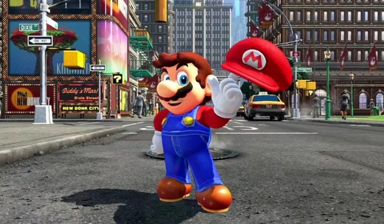 Super Mario Odyssey É Pura Diversão!