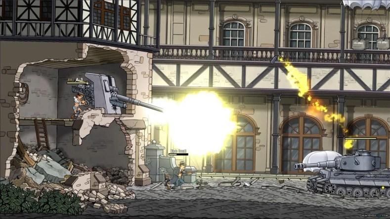 Figura 3 - Guns, Gore & Cannoli 2 É Diversão Garantida!