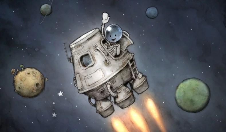 ADIOS Amigos, Uma Aventura Espacial