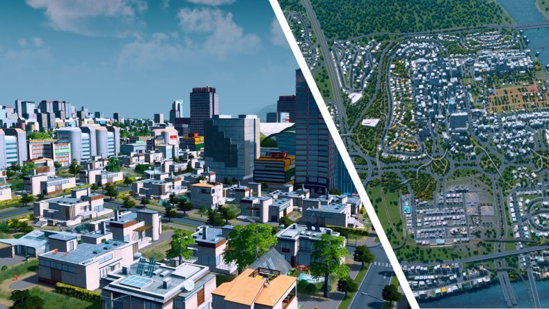Cities Skylines figuras1r2 - Cities: Skylines E A Expansão Industries