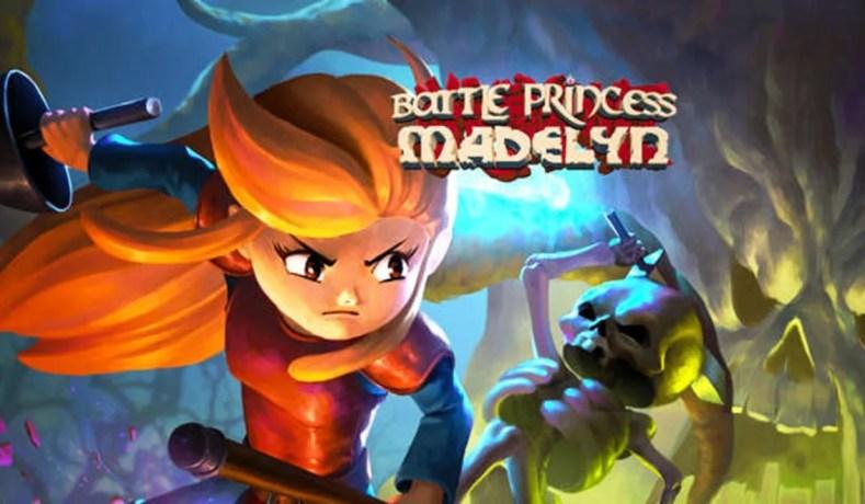 Battle Princess Madelyn No Estilo Metroidvania