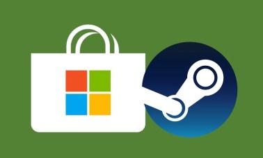 MicrosoftStore Steam - A Guerra Das Lojas De Games Apenas Começou!