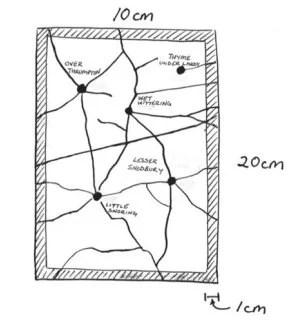 Figura mapa - Verdades Sobre A Lei de Murphy