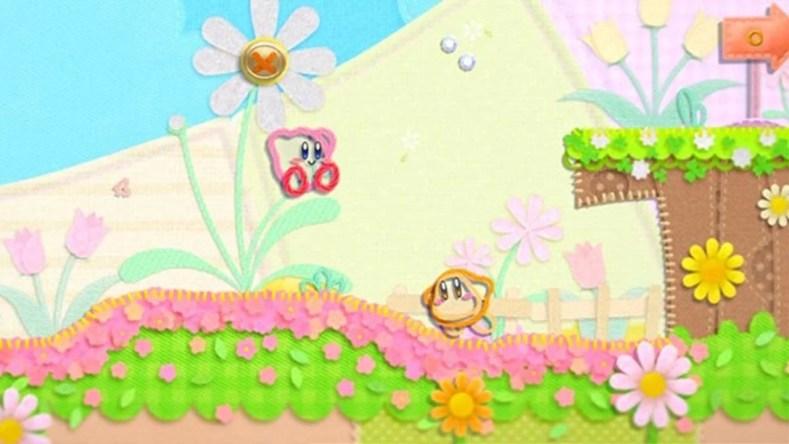 Kirbys Epic Yarn Figura 4 1024x576 - A Nova Aventura de Kirby, Desta Vez No 3DS