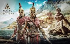 Assassins Creed Odyssey Alexios e Kassandra - A Odisseia dos Assassinos