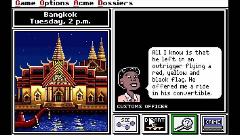 CSD Jogos I - Onde Está Carmen Sandiego?