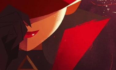 Capa - Onde Está Carmen Sandiego?