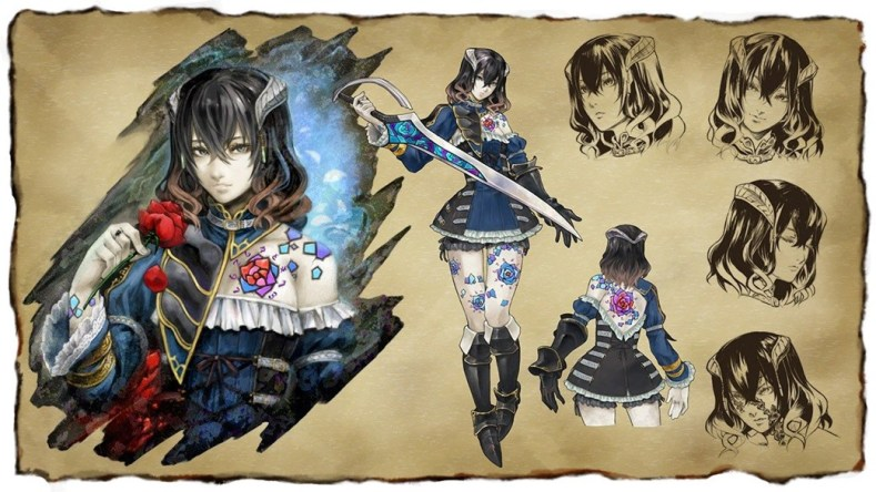 bloodstained 28090217866146 - Bloodstained: Ritual of the Night - O que esperar?