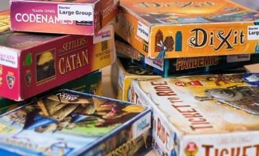 """boardgames - Board Games, Uma simples partida de """"DAMAS"""""""