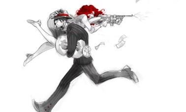 capa - Bonnie e Clyde: Vida Bandida