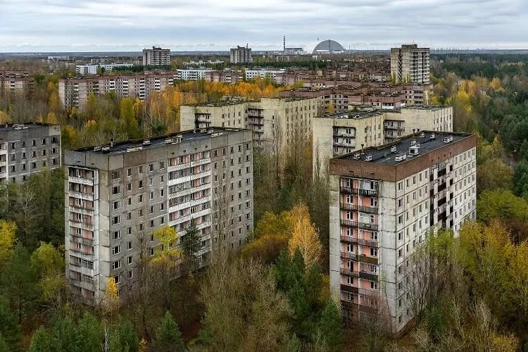 Pripyat - Lugares Abandonados Incríveis