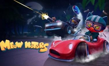 Meow Motors - Gatos, karts, alta velocidade e diversão