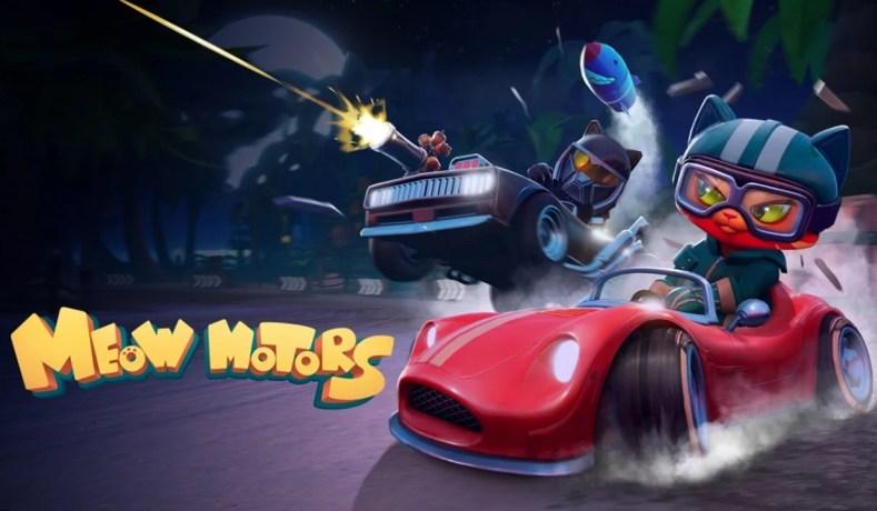 Gatos, karts, alta velocidade e diversão