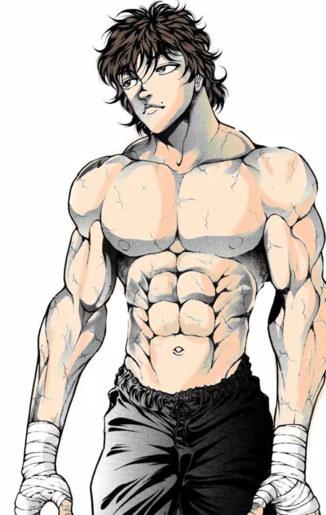 baki 2 - Ashura, quem é ele?