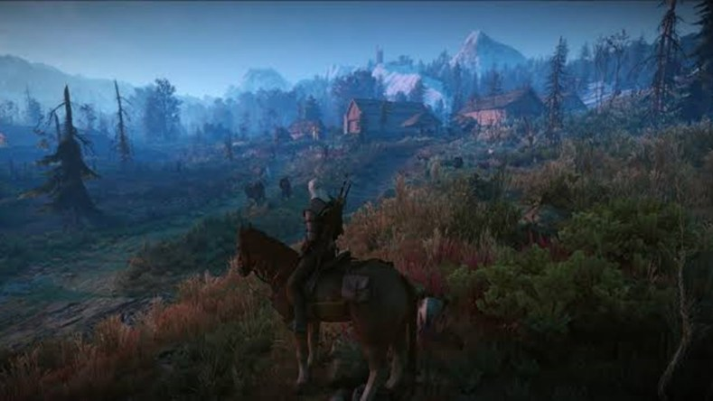 The Witcher 3 Imagem 3 1 - The Witcher 3 No Nintendo Switch