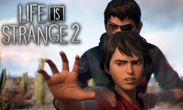 Life Is Strange 2 Episode 5 CAPA - Life Is Strange 2: Episode 5 - Uma história que vai muito além do bem e do mal