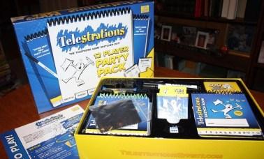 Telestrations CAPA - Os melhores jogos de tabuleiro em família, segundo especialistas internacionais (Final)