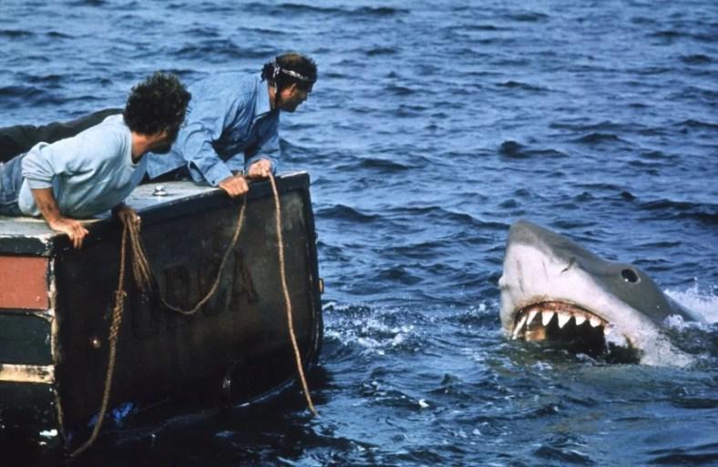 Tubarão 1975 - Cenários Reais de Filmes Famosos