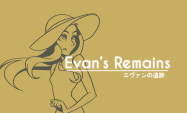 even 08 - Evan's Remains, um game diferente!