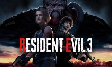 RE3 Remake CAPA - Uma Visão de Resident Evil 3 Remake