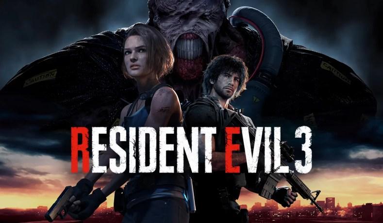 Uma Visão de Resident Evil 3 Remake
