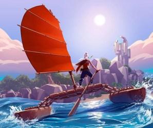 Windbound: Uma Aventura Em Terras Desconhecidas