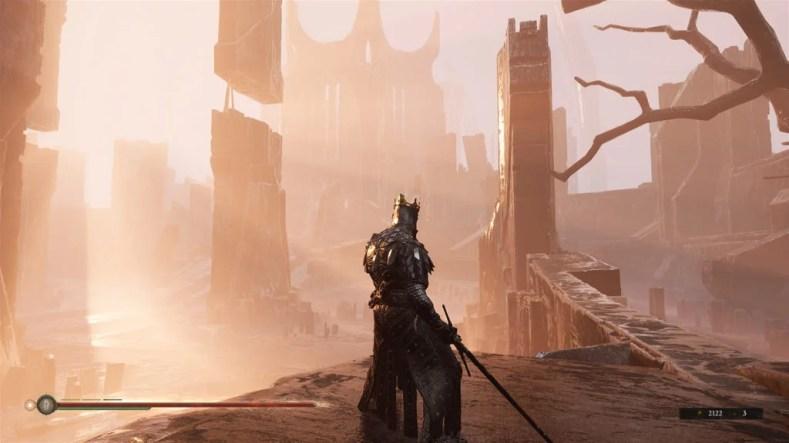 Mortal Shell 3 - Mortal Shell - Uma Nova Experiência Para Quem Curte RPG de Ação No Estilo Souls-Like