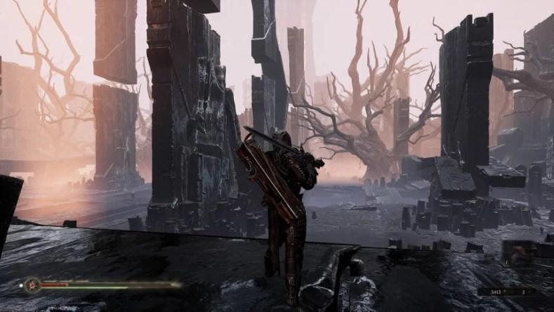 Mortal Shell 7 - Mortal Shell - Uma Nova Experiência Para Quem Curte RPG de Ação No Estilo Souls-Like