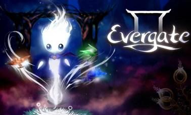 Evergate CAPA - Evergate: Uma Fábula Que Lembra Ori and the Blind Forest Mas Com Estilo Próprio