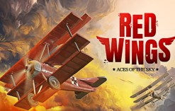 Red Wings Aces of the Sky CAPA - Red Wings: Aces of the Sky Resgata As Primeiras Batalhas Aéreas de Forma Divertida