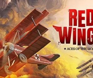Red Wings: Aces of the Sky Resgata As Primeiras Batalhas Aéreas de Forma Divertida