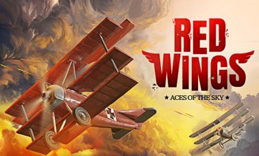 Red Wings Aces of the Sky CAPA - Red Wings: Aces of the Sky Resgata As Primeiras Batalhas Aéreas de Forma Divertida