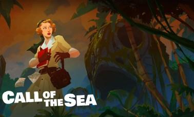 capa - Call Of The Sea: O Que Esperar?