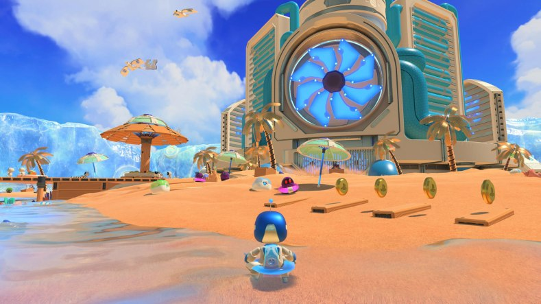 Astros Playroom imagem 2 - Astro's Playroom: Bem-Vindo Ao PlayStation 5!
