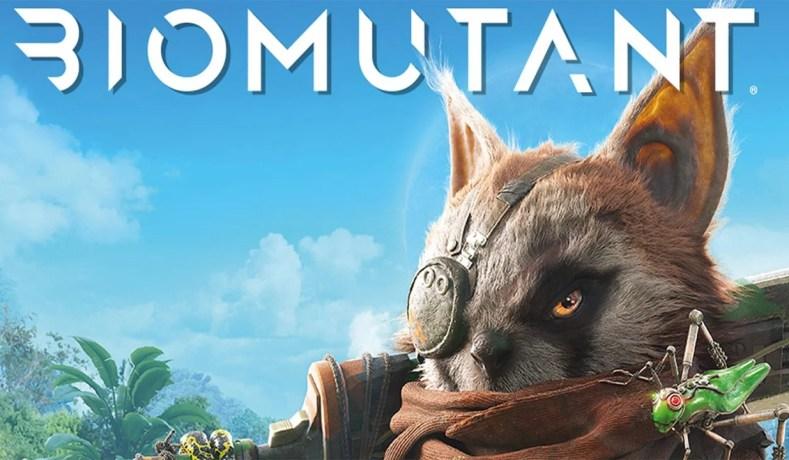 Biomutant, O Novo Game Da THQ Nordic!