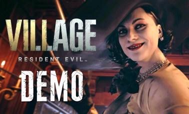 Resident Evil Village Maiden DEMO CAPA - Resident Evil Village Maiden é Uma DEMO Que Chega Com Nova Atmosfera De Sangue