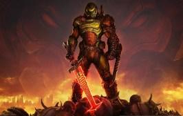 Doom Eternal CAPA - Doom Eternal, Um Game Que Reinventa Sua Própria Roda Sem Perder A Essência