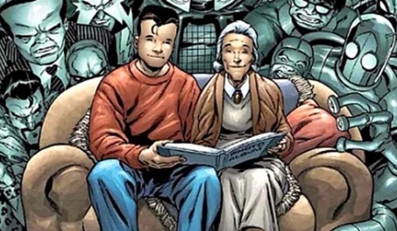 Mamães Que Merecem Destaque Nos Quadrinhos