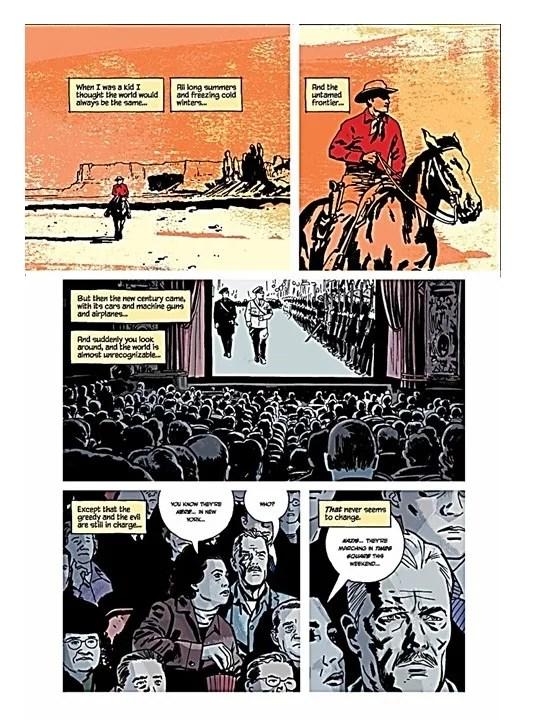 PULP Imagem 3 - PULP, Uma Celebração À Ficção Popular, Ambientada Em Um Mundo À Beira Do Precipício