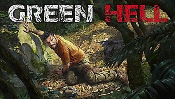 Green Hell CAPA - Green Hell, Uma Visão Aterrorizante Do Gênero Survival Sandbox Que Você Precisa Conhecer