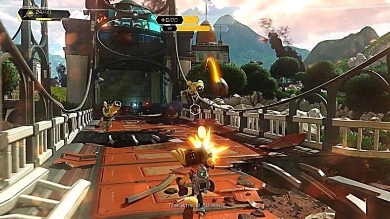 Ratchet Clanck Rift Apart Imagem 5 - Ratchet & Clank: Rift Apart É Muito Divertido E Obrigatório Para Os Donos De Um PlayStation 5