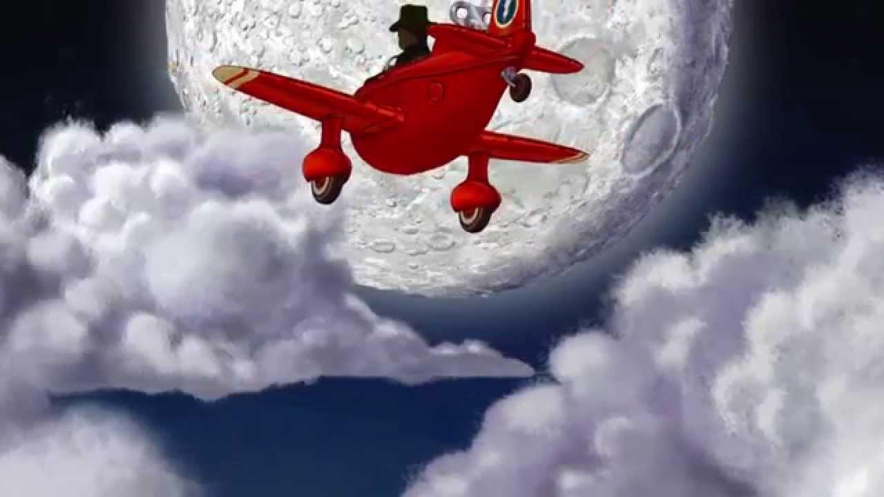 As Aventuras do Avião Vermelho - Divulgação