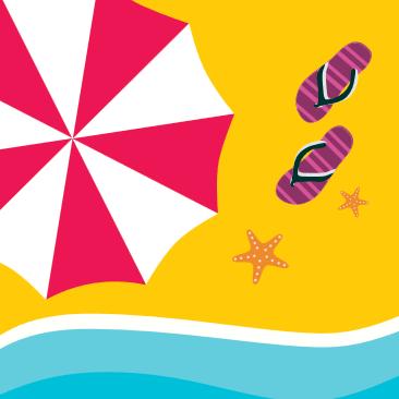 Dicas para prevenir acidentes nessas férias de verão!