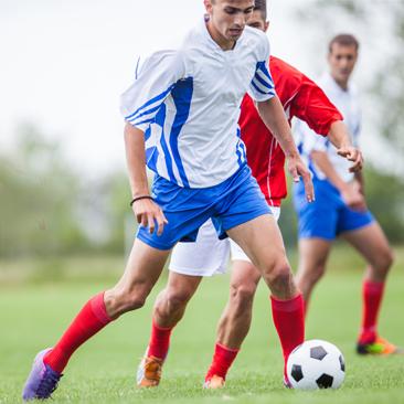 Conheça os benefícios da prática do Futebol!